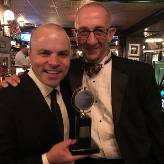Paul & J.T. Tony Award